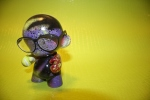 Agent Black Munny View 1